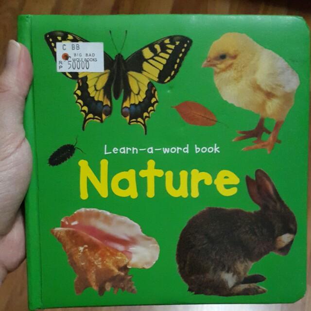 Nature -BBW book