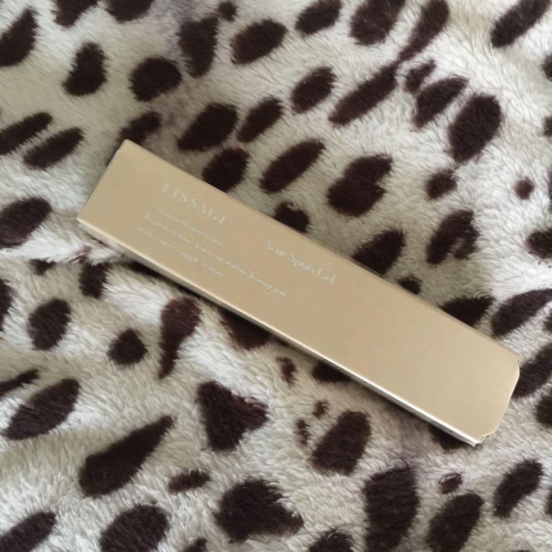 NEW Lissage acne spots gel jerawat from JAPan