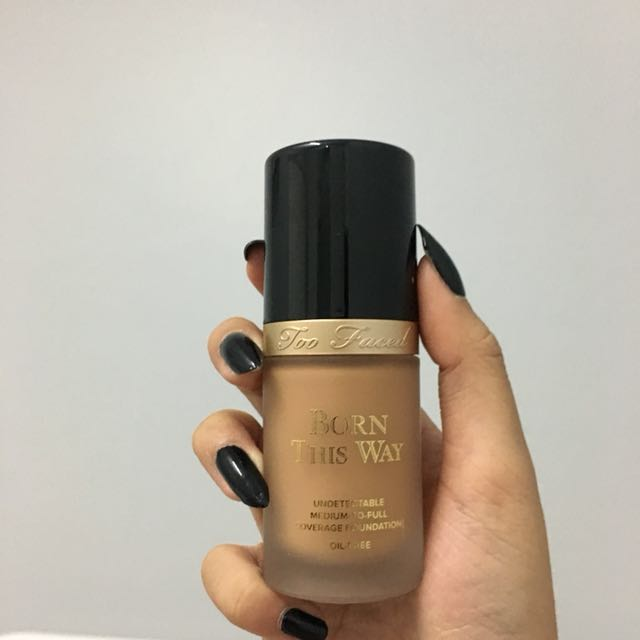 NEW Toofaced Born This Way Foundation