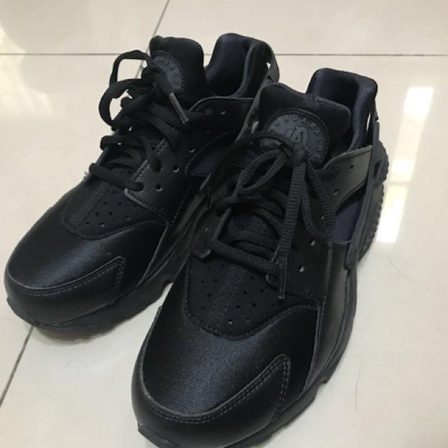 Nike Huarache Run 黑武士