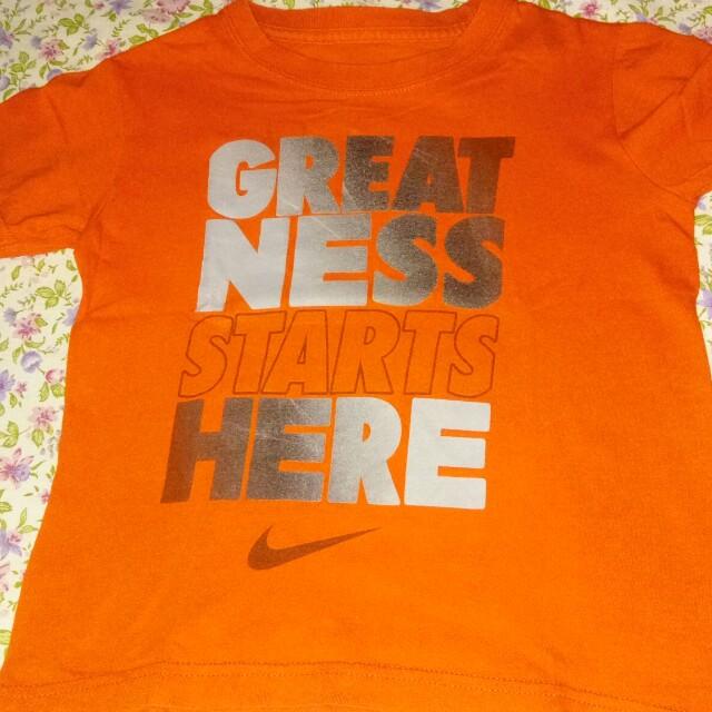 Authentic Nike Shirt