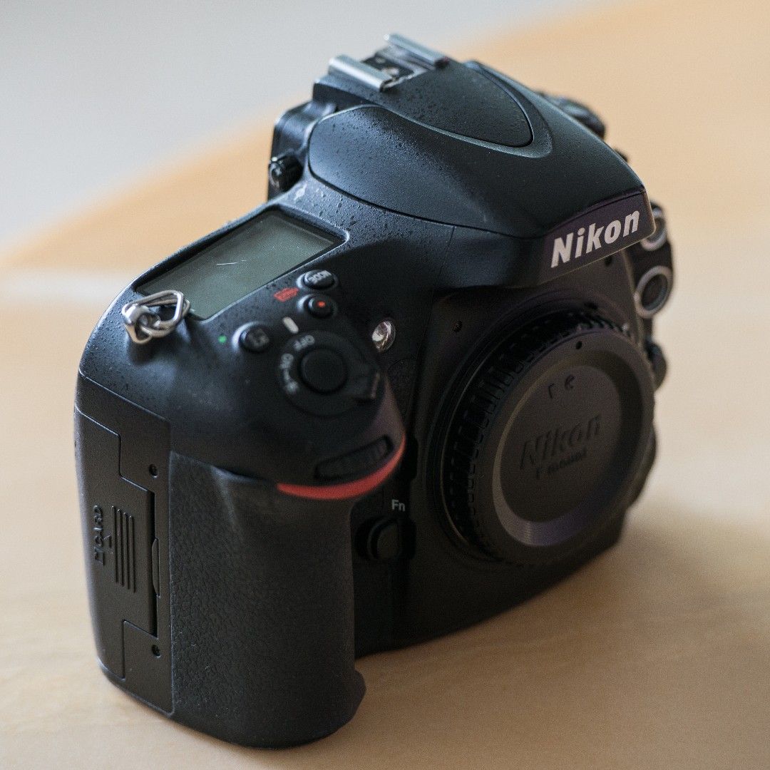 Nikon D800 full frame DSLR camera, Photography on Carousell