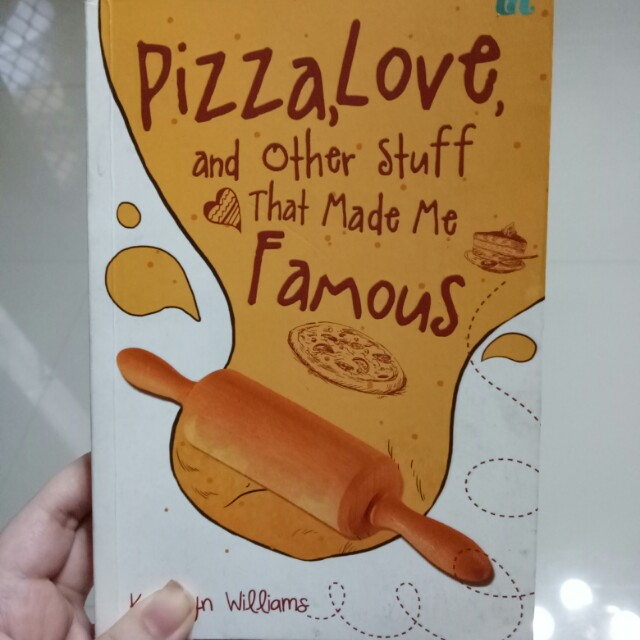 Novel Pizza,  Love and Other stuff