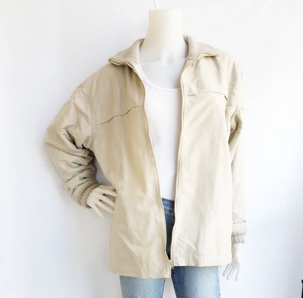 Nude Winter Jacket  (Winter/Spring)
