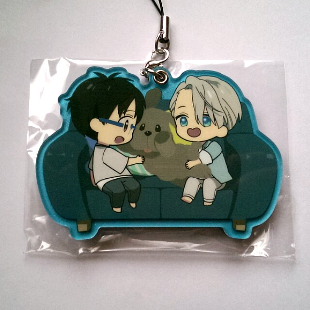 [OFFICIAL] Yuri on Ice - Pearl Acrylic Collection - Yuri + Victor