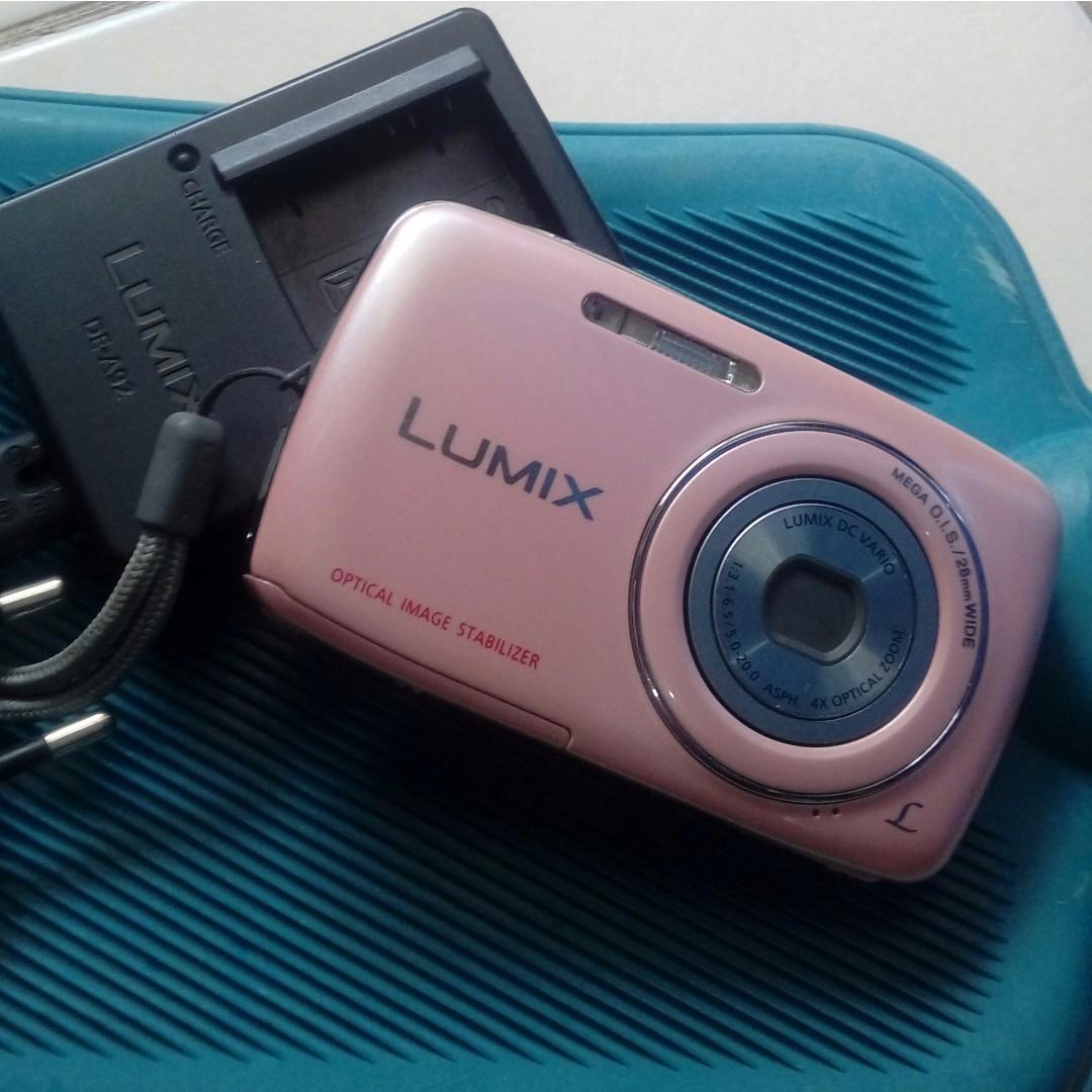 Original panasonic lumix digital camera dmsc1