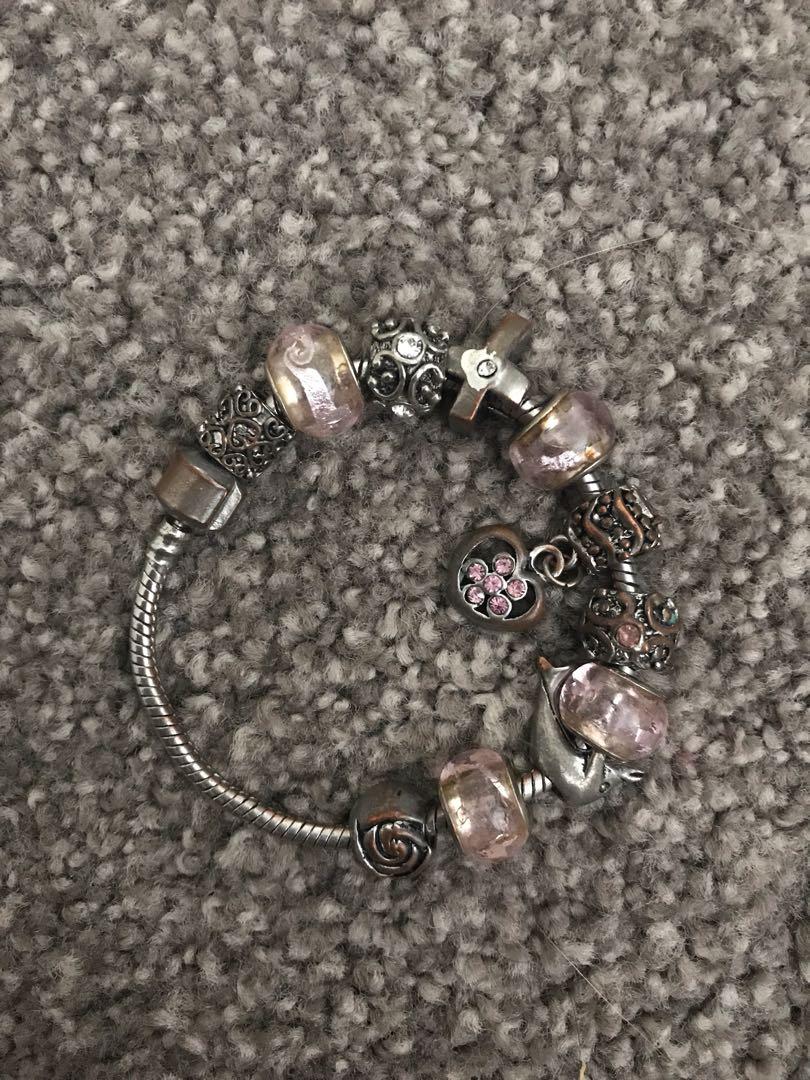 pandora bracelet (older version)