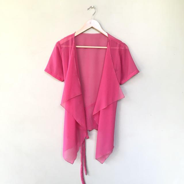Pink Fuschia Outer