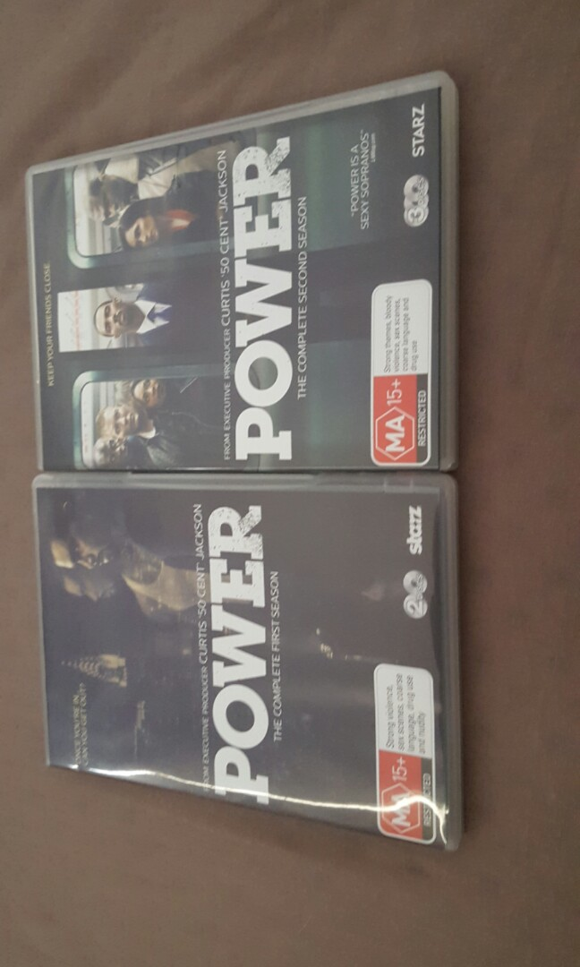Power seasons 1-2
