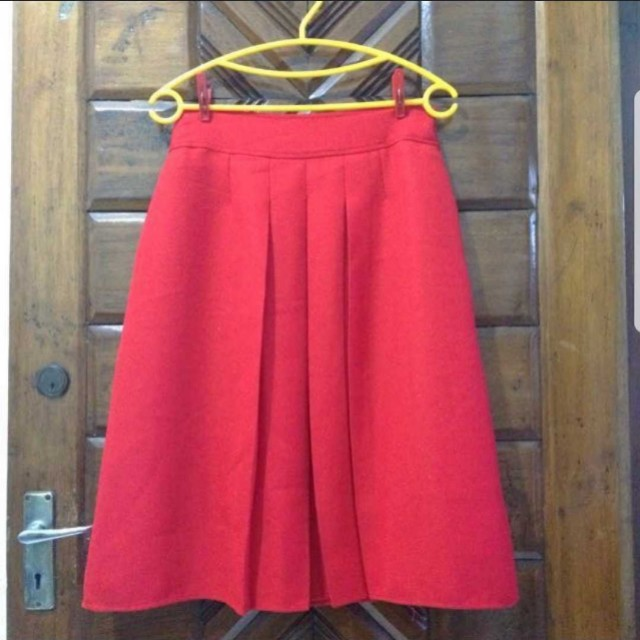 Preloved SELECTION Bottom (Red)