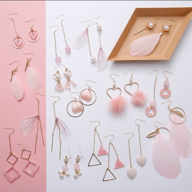 PREORDER Pink Collection - Earrings