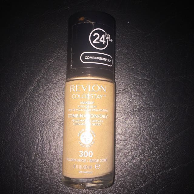 ⚡️REPRICED! Revlon Colorstay Foundation in Shade 300 (Golden Beige)