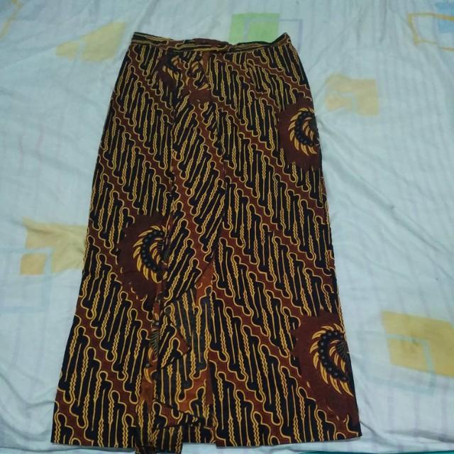 Rok panjang batik 0c719a8586