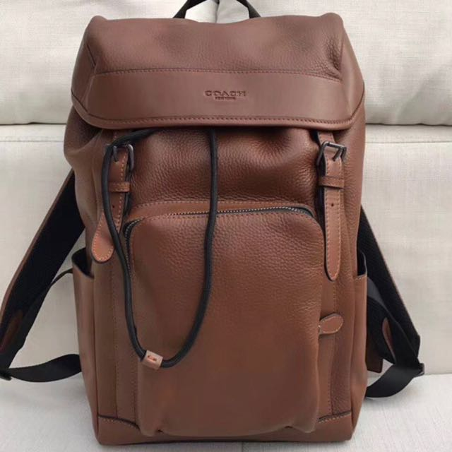 👍👍👍SALE! 💯% Ori Coach Men Backpack 🎒(3 Colors) Pre-Order Now ... 6750ab6f50c51