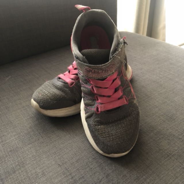 Skechers Girl Sneaker #MakinTebel