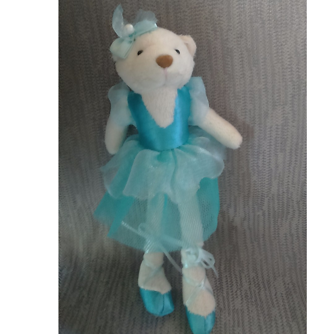 Small stuffed toy