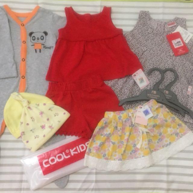 TAKE ALL Mothercare & Cool Baby (New! Free Ongkir Jabodetabek)