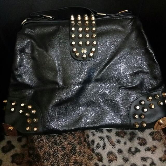 Tas Fashion Korea / Tas Import Studded