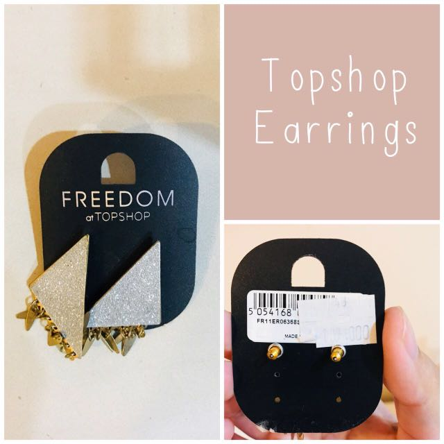 Topshop Earrings