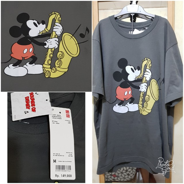 T-Shirt DISNEY UNIQLO
