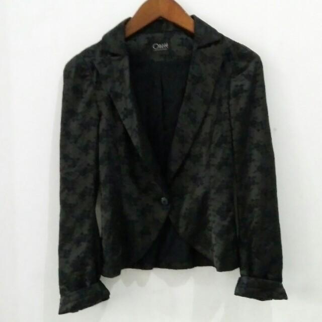 Tuxedo Lady (Blazer)