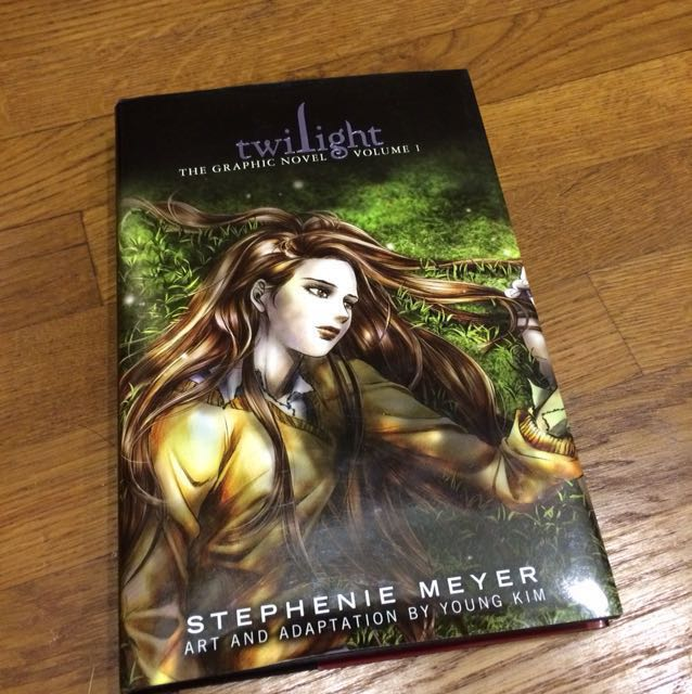 Twilight The Graphic Novel - Volume 1