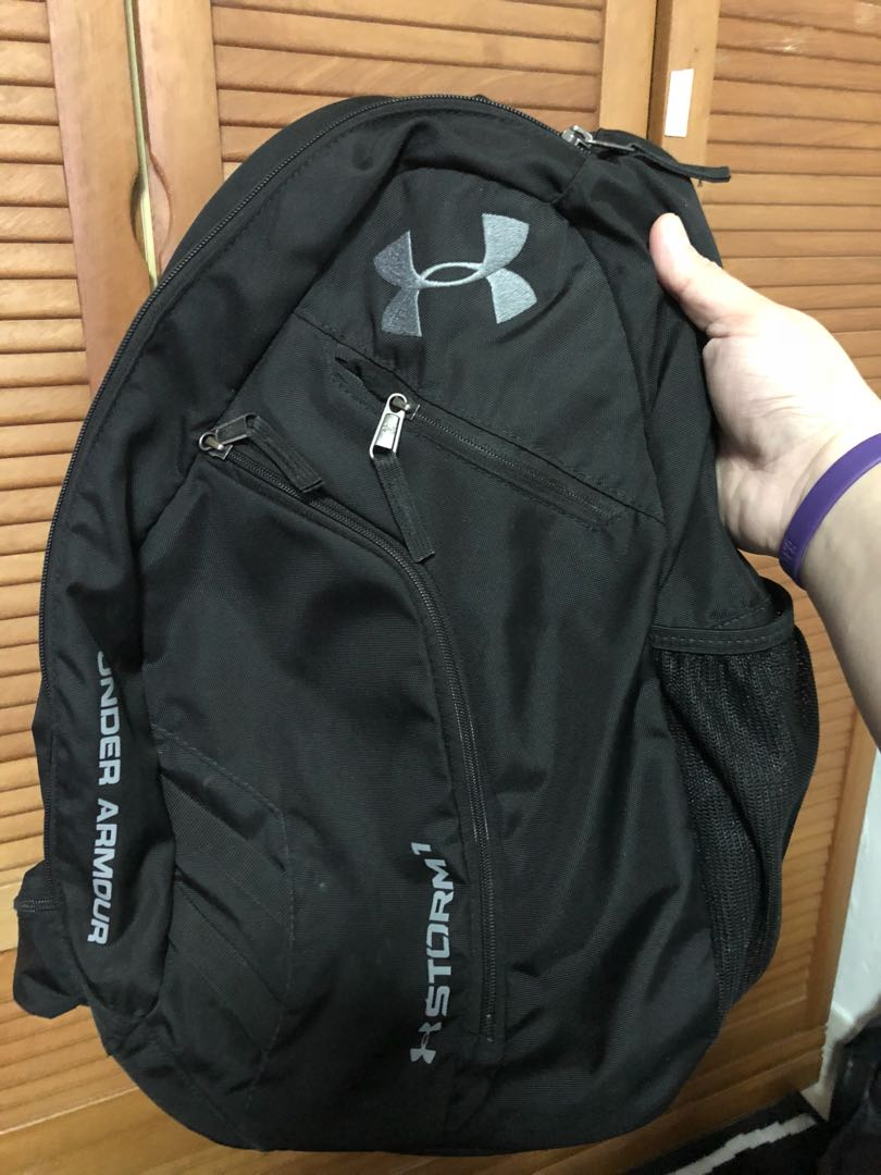 on sale 507e7 5f2a2 Under Armour sling backpack compel, Men s Fashion, Bags   Wallets on  Carousell