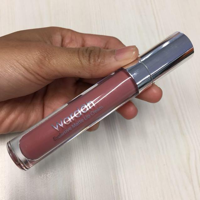 Wardah Matte Lip Cream Shade 03
