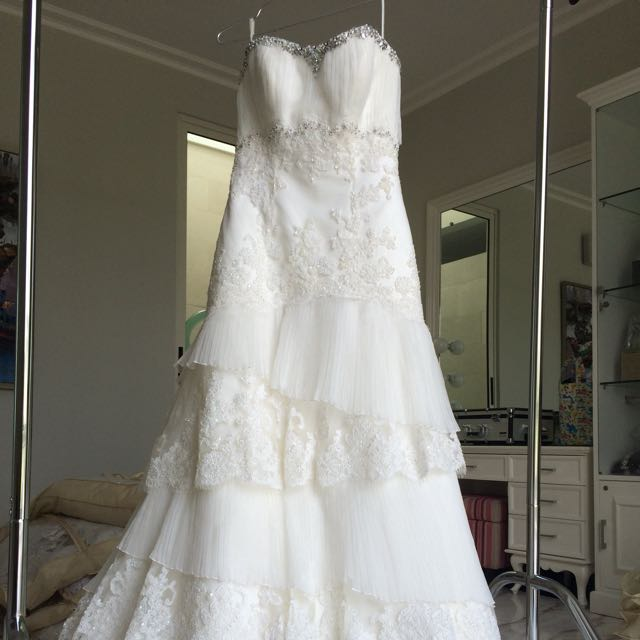 Wedding dress gaun pengantin eropa