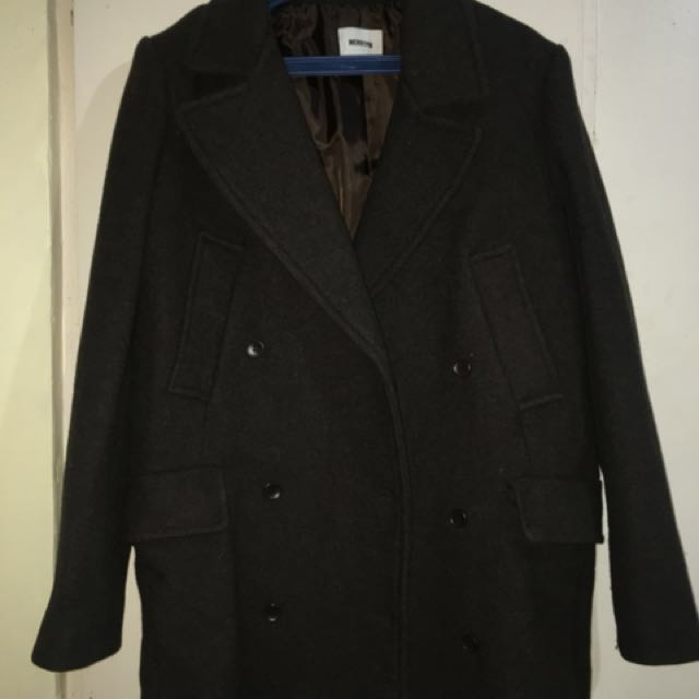 Winter Coat from Korea ( Slightly used ) - Cebu Meetups ONLY