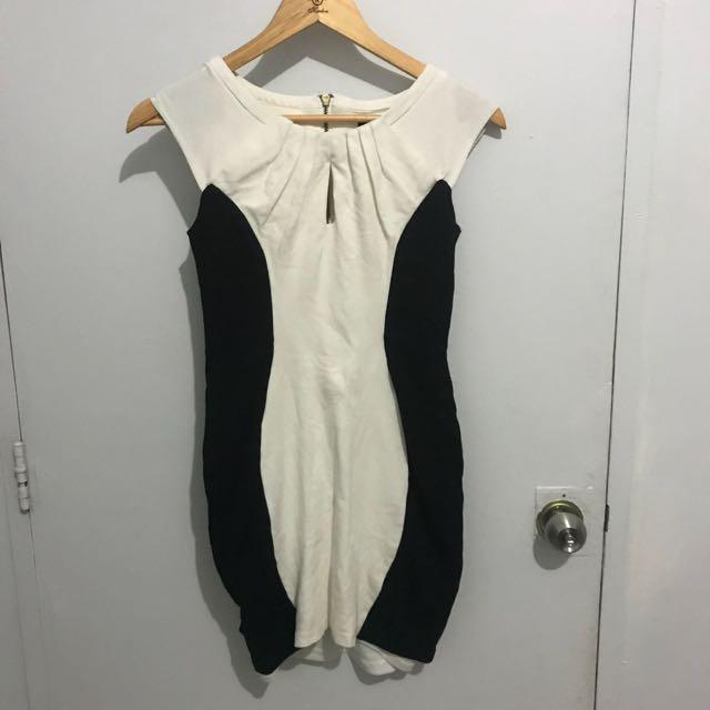 Xoxo bodycon dress