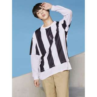 【Korea Buying Service 3/21-26】Puma x BTS JIN STRIPE TEE