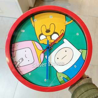 🇰🇷Adventure Time Clock 探險時光時鐘
