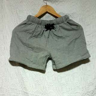Sleep Wear - Gray Shorts