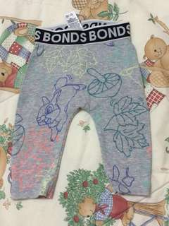 Bonds legging