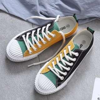Ladies Fashion Sneakers 35-40