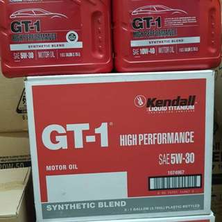engine oil kendal