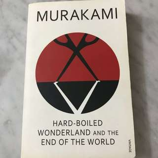 Murakami - Hard-boiled Wonderland and the End of the World