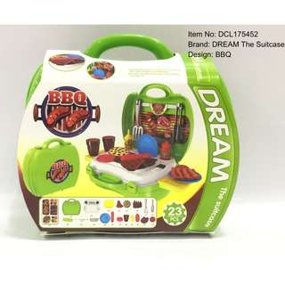 Item No: DCL175452 - Dream The Suitcase BBQ