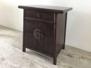 Antique small cabinet or side table