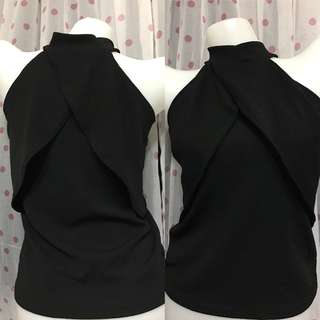 Vhanna Black blouse
