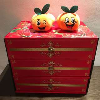 3 Tier Storage Gift 🎁 Box with drawers