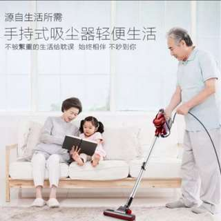 (1套/1set) 吸塵機靜音旋風1L700W220V (包Buyup自取) (homeone系列) (household vacuum cleaner)