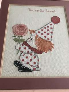 Cute handmade picture