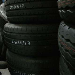 Ued Toyo T1 Sports 225/55/17 Tyre