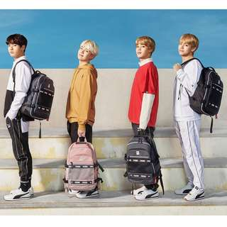 【Korea Buying Service 3/21-26】Puma x BTS GRID BACKPACK