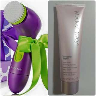 Mary Kay Brush & Cleanser