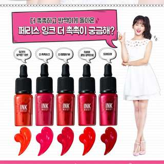 (PO) peripera - Peri's Ink Moist (5 colours)