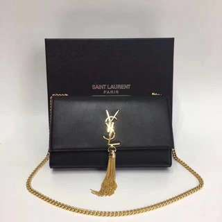 Ysl medium kate tassle chain bag