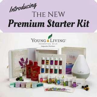 Premium Starter Kit - Dew Drop Diffuser